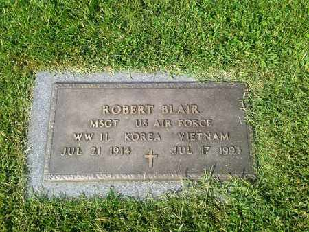BLAIR (VETERAN WWII KOR VIET), ROBERT - Rowan County, Kentucky | ROBERT BLAIR (VETERAN WWII KOR VIET) - Kentucky Gravestone Photos