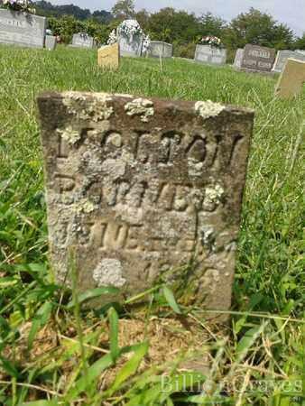 BORNEE, MOLTON - Rowan County, Kentucky   MOLTON BORNEE - Kentucky Gravestone Photos