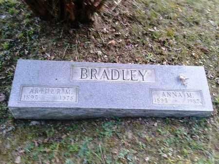 BRADLEY, ARTHUR M - Rowan County, Kentucky | ARTHUR M BRADLEY - Kentucky Gravestone Photos