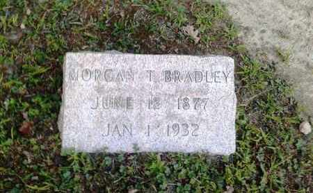 BRADLEY, MORGAN T - Rowan County, Kentucky | MORGAN T BRADLEY - Kentucky Gravestone Photos