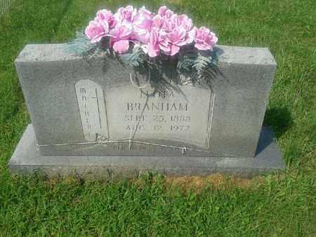 BRANHAM, LEOTA - Rowan County, Kentucky | LEOTA BRANHAM - Kentucky Gravestone Photos
