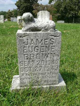 BROWN, JAMES EUGENE - Rowan County, Kentucky   JAMES EUGENE BROWN - Kentucky Gravestone Photos