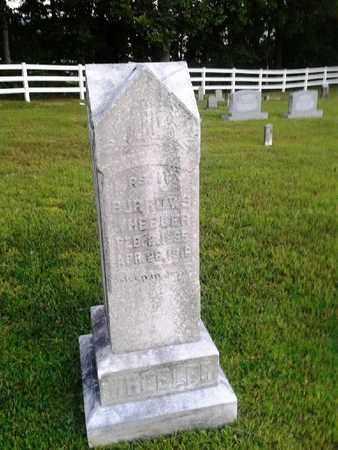 WHEELER, IVY - Rowan County, Kentucky | IVY WHEELER - Kentucky Gravestone Photos