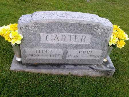 CARTER, FLORA - Rowan County, Kentucky | FLORA CARTER - Kentucky Gravestone Photos