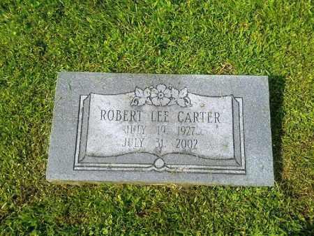CARTER, ROBERT LEE - Rowan County, Kentucky | ROBERT LEE CARTER - Kentucky Gravestone Photos