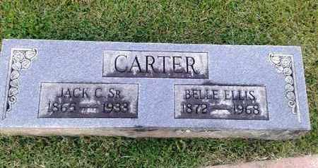 CARTER, BELLE - Rowan County, Kentucky | BELLE CARTER - Kentucky Gravestone Photos