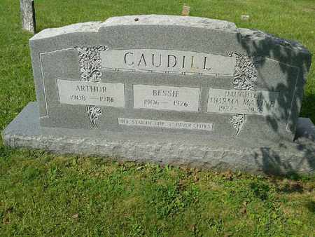 CAUDILL, ARTHUR - Rowan County, Kentucky | ARTHUR CAUDILL - Kentucky Gravestone Photos