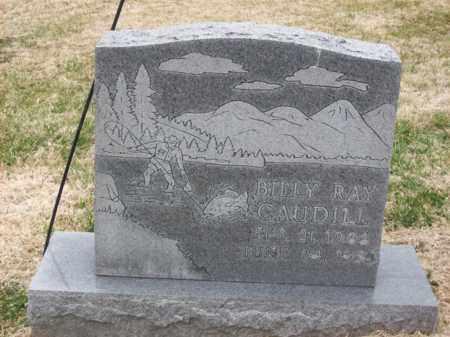 CAUDILL, BILLY RAY - Rowan County, Kentucky | BILLY RAY CAUDILL - Kentucky Gravestone Photos