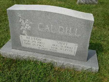 CAUDILL, BENTON - Rowan County, Kentucky | BENTON CAUDILL - Kentucky Gravestone Photos