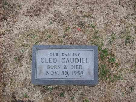 CAUDILL, CLEO - Rowan County, Kentucky | CLEO CAUDILL - Kentucky Gravestone Photos