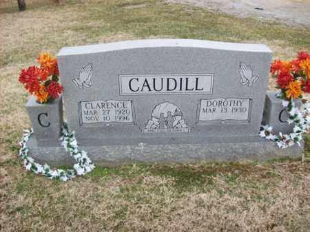 CAUDILL, CLARENCE - Rowan County, Kentucky   CLARENCE CAUDILL - Kentucky Gravestone Photos