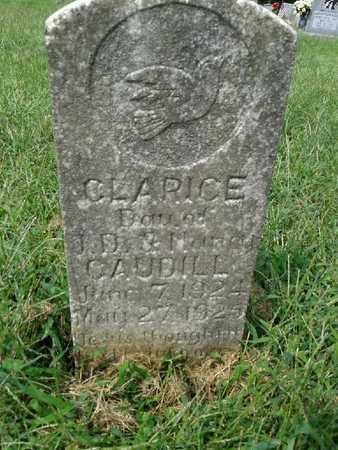CAUDILL, CLARICE - Rowan County, Kentucky | CLARICE CAUDILL - Kentucky Gravestone Photos