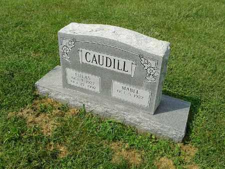CAUDILL, EULAS - Rowan County, Kentucky | EULAS CAUDILL - Kentucky Gravestone Photos