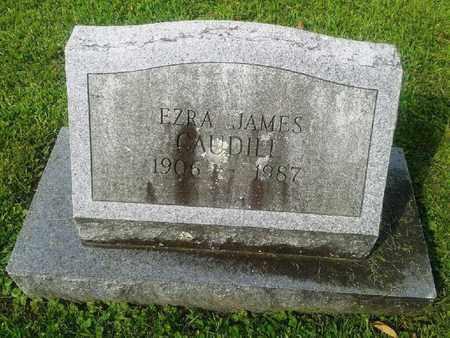 CAUDILL, EZRA JAMES - Rowan County, Kentucky | EZRA JAMES CAUDILL - Kentucky Gravestone Photos