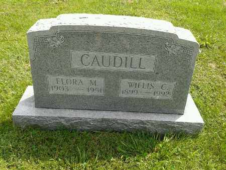 CAUDILL, FLORA M - Rowan County, Kentucky | FLORA M CAUDILL - Kentucky Gravestone Photos