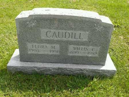 CAUDILL, WILLIS C - Rowan County, Kentucky   WILLIS C CAUDILL - Kentucky Gravestone Photos