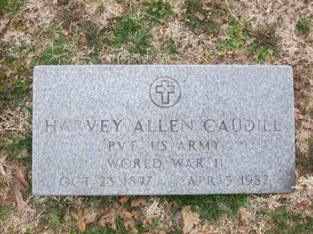 CAUDILL (VETERAN WWII), HARVEY ALLEN - Rowan County, Kentucky   HARVEY ALLEN CAUDILL (VETERAN WWII) - Kentucky Gravestone Photos