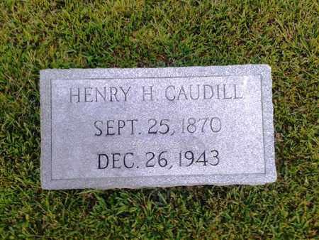 CAUDILL, HENRY H - Rowan County, Kentucky | HENRY H CAUDILL - Kentucky Gravestone Photos