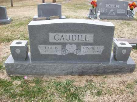 CAUDILL, MINNIE M - Rowan County, Kentucky | MINNIE M CAUDILL - Kentucky Gravestone Photos