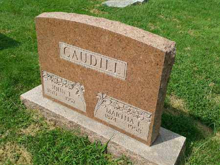 CAUDILL, MARTHA E - Rowan County, Kentucky | MARTHA E CAUDILL - Kentucky Gravestone Photos
