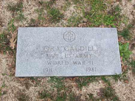 CAUDILL (VETERAN WWII), ORA - Rowan County, Kentucky | ORA CAUDILL (VETERAN WWII) - Kentucky Gravestone Photos
