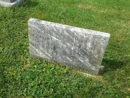 CAUDILL, HENRY C - Rowan County, Kentucky | HENRY C CAUDILL - Kentucky Gravestone Photos