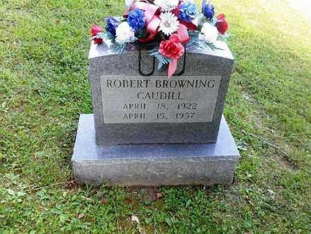 CAUDILL, ROBERT BROWING - Rowan County, Kentucky   ROBERT BROWING CAUDILL - Kentucky Gravestone Photos