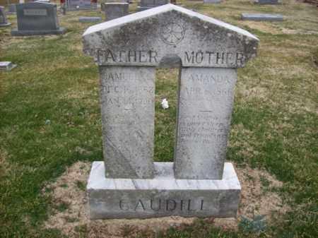 CAUDILL, AMANDA - Rowan County, Kentucky | AMANDA CAUDILL - Kentucky Gravestone Photos
