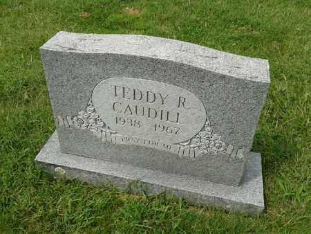 CAUDILL, TEDDY R - Rowan County, Kentucky | TEDDY R CAUDILL - Kentucky Gravestone Photos