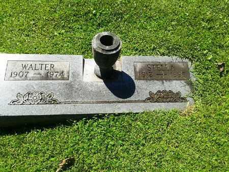 CAUDILL, WALTER - Rowan County, Kentucky | WALTER CAUDILL - Kentucky Gravestone Photos