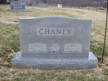 CHANEY, ROY - Rowan County, Kentucky | ROY CHANEY - Kentucky Gravestone Photos