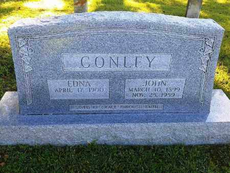 CONLEY, JOHN - Rowan County, Kentucky   JOHN CONLEY - Kentucky Gravestone Photos