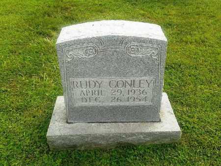 CONLEY, RUDY - Rowan County, Kentucky | RUDY CONLEY - Kentucky Gravestone Photos