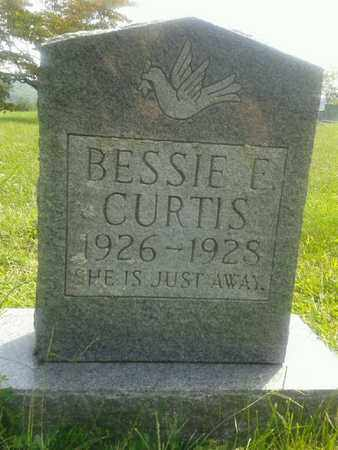 CURTIN, BESSIE E - Rowan County, Kentucky   BESSIE E CURTIN - Kentucky Gravestone Photos