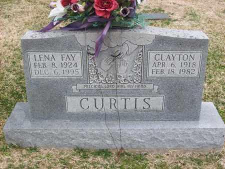 CURTIS, LENA FAY - Rowan County, Kentucky   LENA FAY CURTIS - Kentucky Gravestone Photos