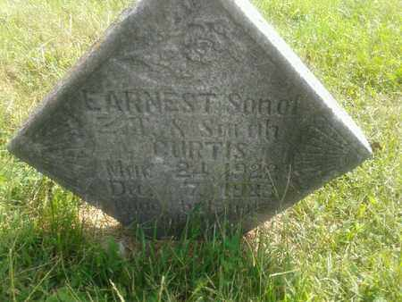 CURTIS, EARNEST - Rowan County, Kentucky | EARNEST CURTIS - Kentucky Gravestone Photos