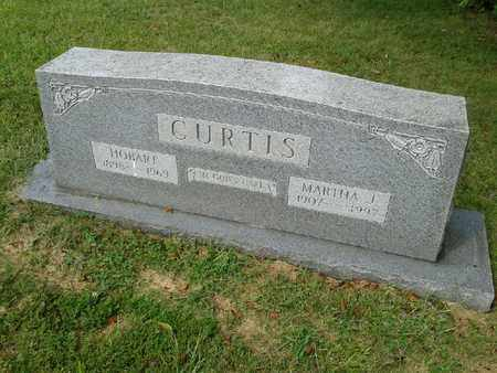 CURTIS, MARTHA J - Rowan County, Kentucky | MARTHA J CURTIS - Kentucky Gravestone Photos