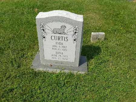 CURTIS, EDNA - Rowan County, Kentucky | EDNA CURTIS - Kentucky Gravestone Photos