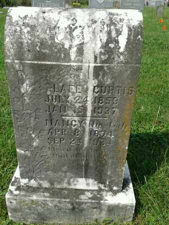 CURTIS, NANCY ELLEN - Rowan County, Kentucky | NANCY ELLEN CURTIS - Kentucky Gravestone Photos