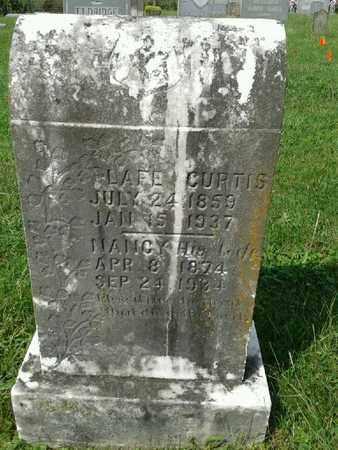 HAMM CURTIS, NANCY ELLEN - Rowan County, Kentucky   NANCY ELLEN HAMM CURTIS - Kentucky Gravestone Photos