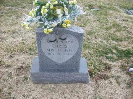 CURTIS, STEPHEN LYN - Rowan County, Kentucky | STEPHEN LYN CURTIS - Kentucky Gravestone Photos