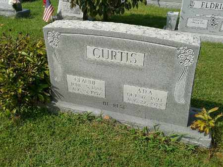 CURTIS, WILLIAM CLAUDE - Rowan County, Kentucky | WILLIAM CLAUDE CURTIS - Kentucky Gravestone Photos