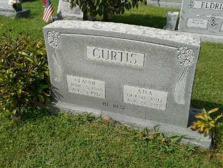 ELDRIDGE CURTIS, ADA - Rowan County, Kentucky   ADA ELDRIDGE CURTIS - Kentucky Gravestone Photos