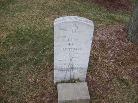 DEHART (VETERAN WWII), ROY LEE - Rowan County, Kentucky   ROY LEE DEHART (VETERAN WWII) - Kentucky Gravestone Photos