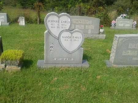 EARLS, JOHNNY - Rowan County, Kentucky | JOHNNY EARLS - Kentucky Gravestone Photos