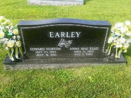 EARLY, EDWARD NORTON - Rowan County, Kentucky | EDWARD NORTON EARLY - Kentucky Gravestone Photos