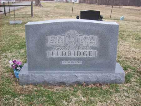 ELDRIDGE, HIRAM - Rowan County, Kentucky   HIRAM ELDRIDGE - Kentucky Gravestone Photos