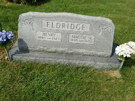 ELDRIDGE, HENRY - Rowan County, Kentucky | HENRY ELDRIDGE - Kentucky Gravestone Photos