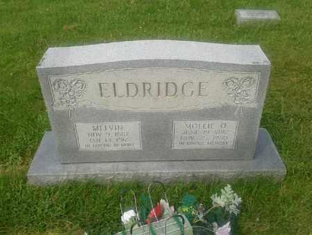 MARKWELL ELDRIDGE, MOLLIE O - Rowan County, Kentucky | MOLLIE O MARKWELL ELDRIDGE - Kentucky Gravestone Photos
