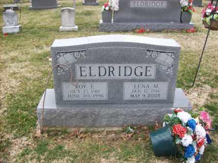 ELDRIDGE, ROY E - Rowan County, Kentucky | ROY E ELDRIDGE - Kentucky Gravestone Photos